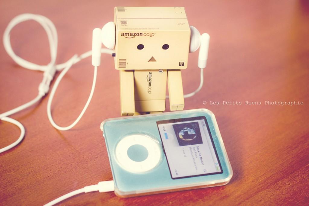 Danbo_Musique_iPod