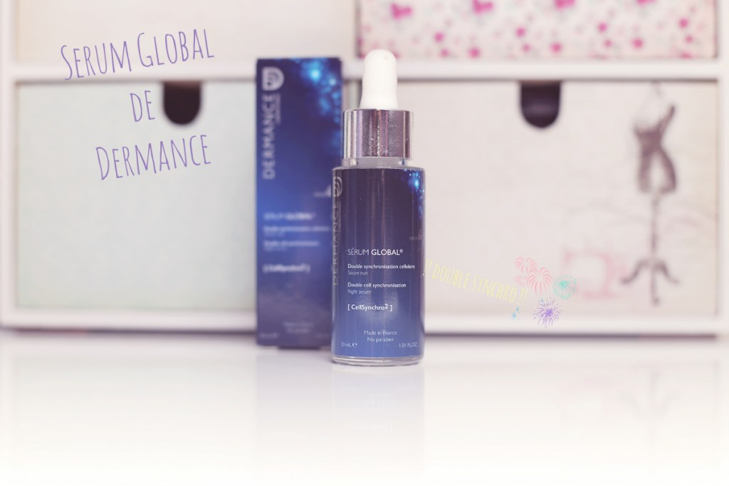 Dermance serum global nuit