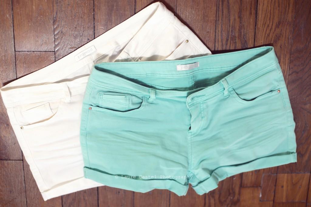 Shorts Promod été 2014