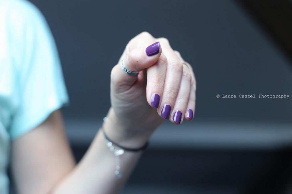 Sally Hansen vernis à ongles 538