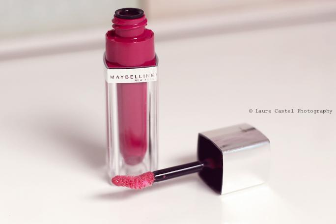 Gemey Maybelline Color Elixir gloss rouge à lèvres