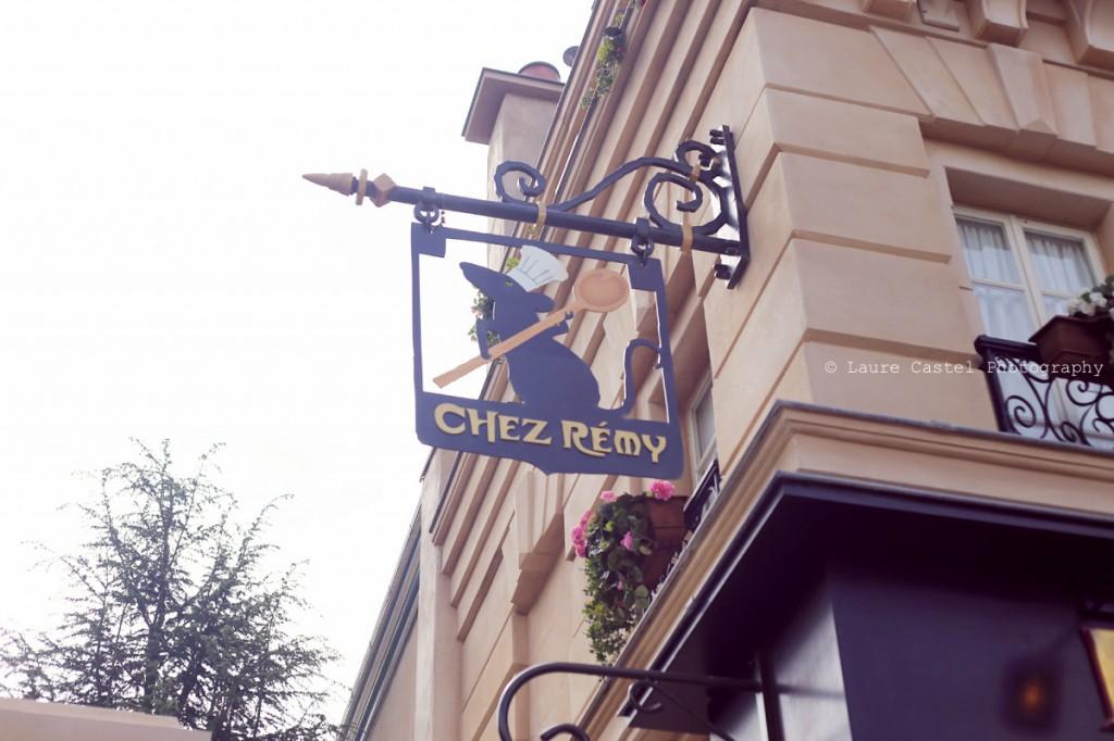 Walt Disney Studios été 2014 Ratatouille