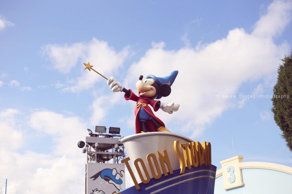 Walt Disney Studios été 2014