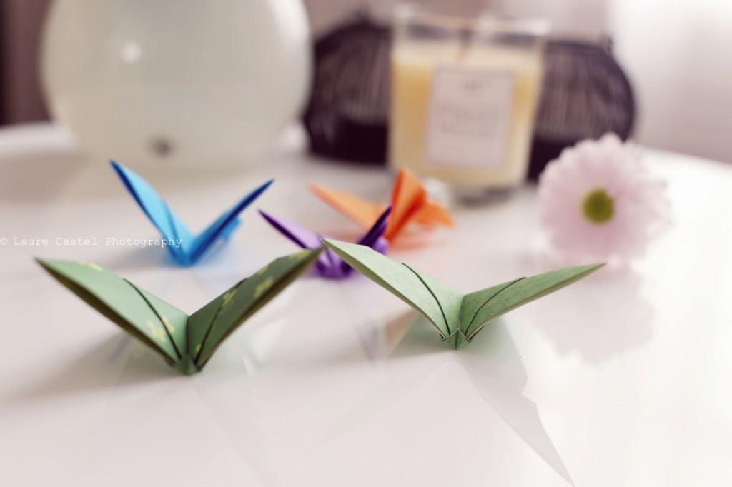 diy un papillon en origami les petits riens. Black Bedroom Furniture Sets. Home Design Ideas