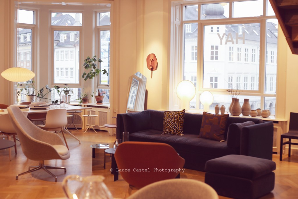 Copenhague boutique décoration design scandinave Hay House