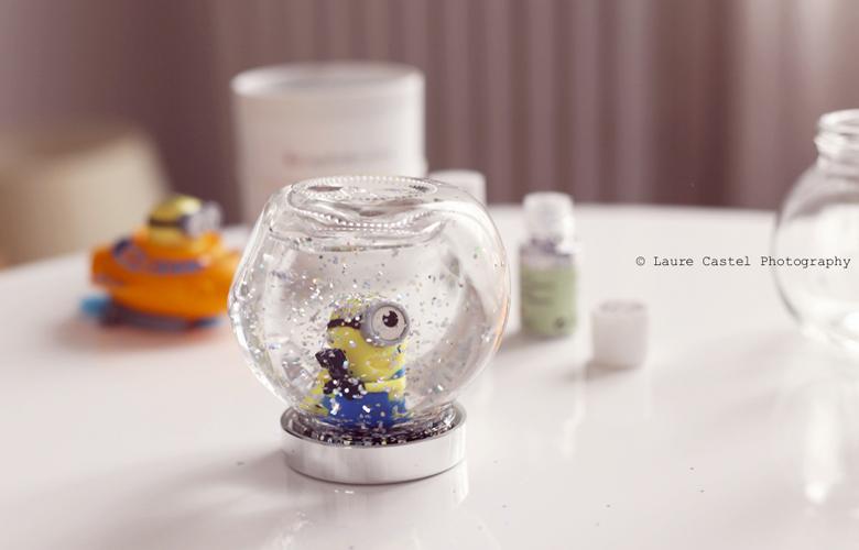 Vid O Une Boule Neige Maison Les Petits Riens