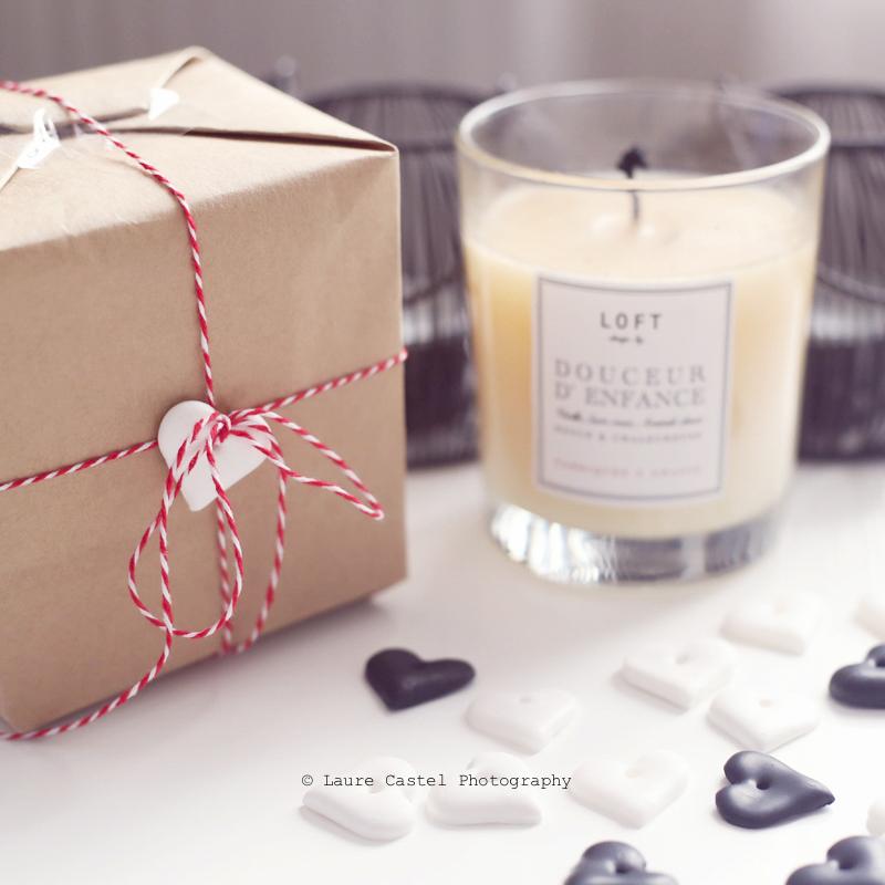 Diy des jolis paquets cadeaux pour no l les petits riens - Petit cadeau de table pour noel ...