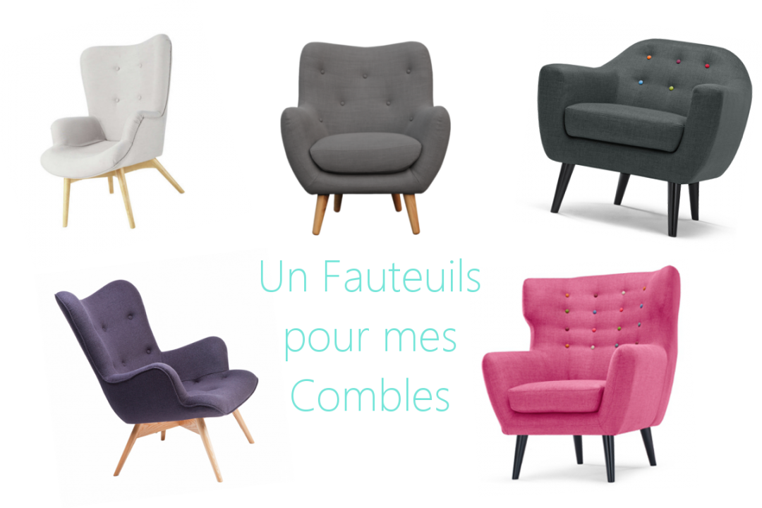 un fauteuil pour mes combles les petits riens. Black Bedroom Furniture Sets. Home Design Ideas