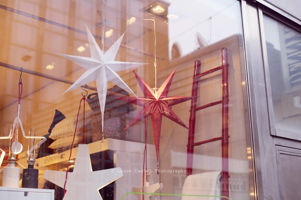 Stockholm décembre hiver Noël