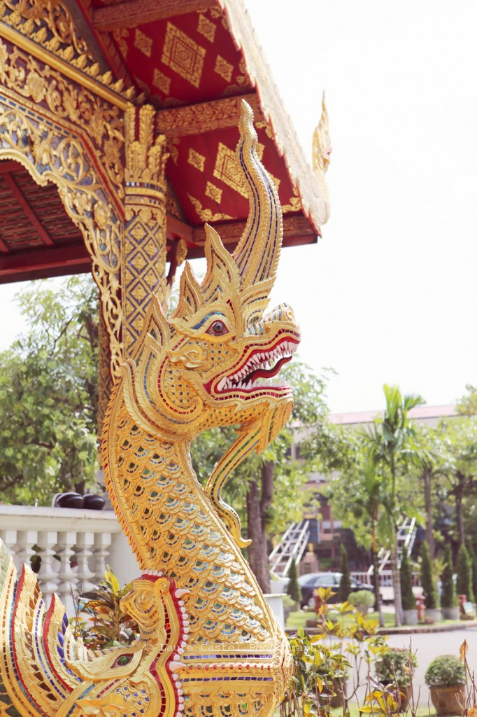 Les Petits Riens Thailande Chiang Mai Wat Phra Sing