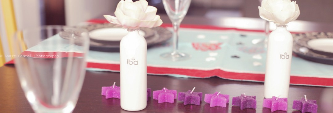 Iba fleurs parfumées