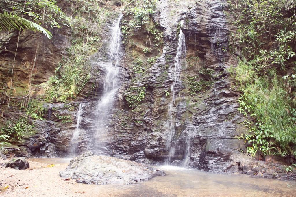 Les Petits Riens Thailande Koh Lanta Waterfall