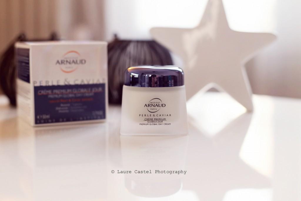 Institut Arnaud gamme Perle & Caviar avis