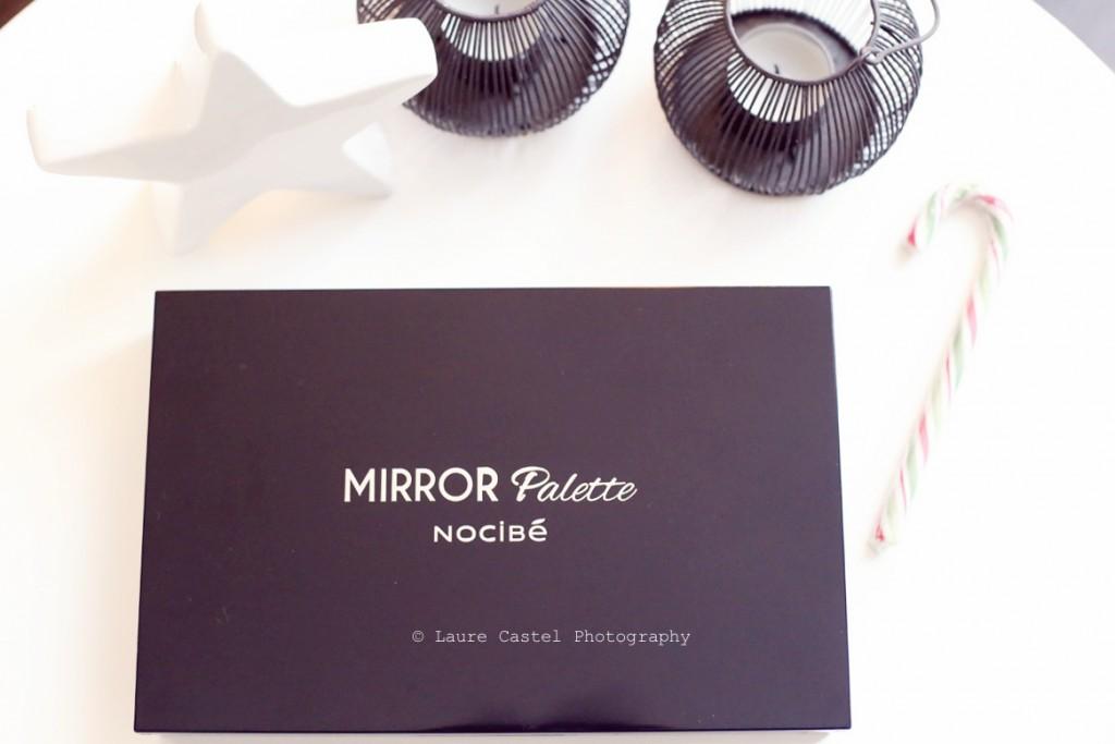 Nocibé Mirror Palette maquillage avis