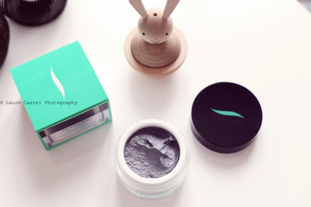 Masque boue purifiant matifiant Sephora avis