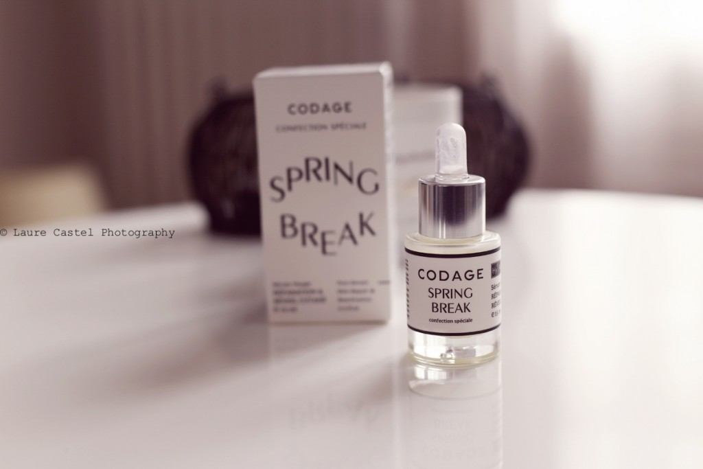 Serum Spring Break Codage avis