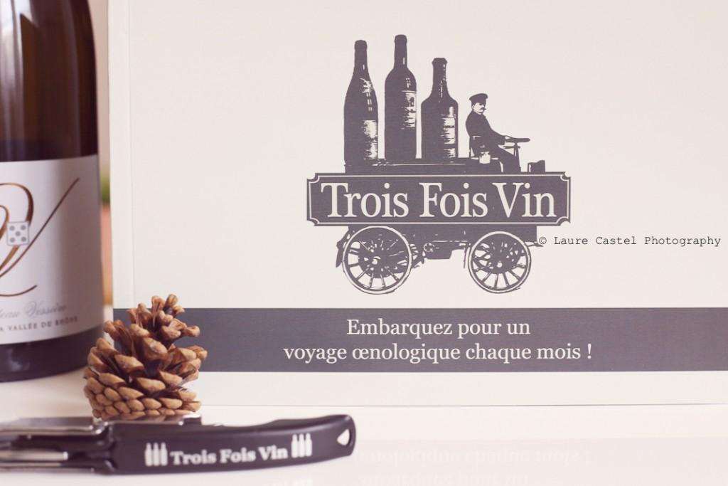 Box Trois Fois Vin Les Petits Riens