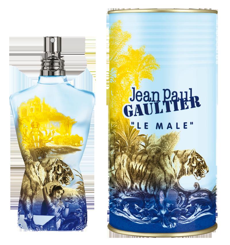 Parfum Jean-Paul Gaultier Classique Le Mâle Summer 2015