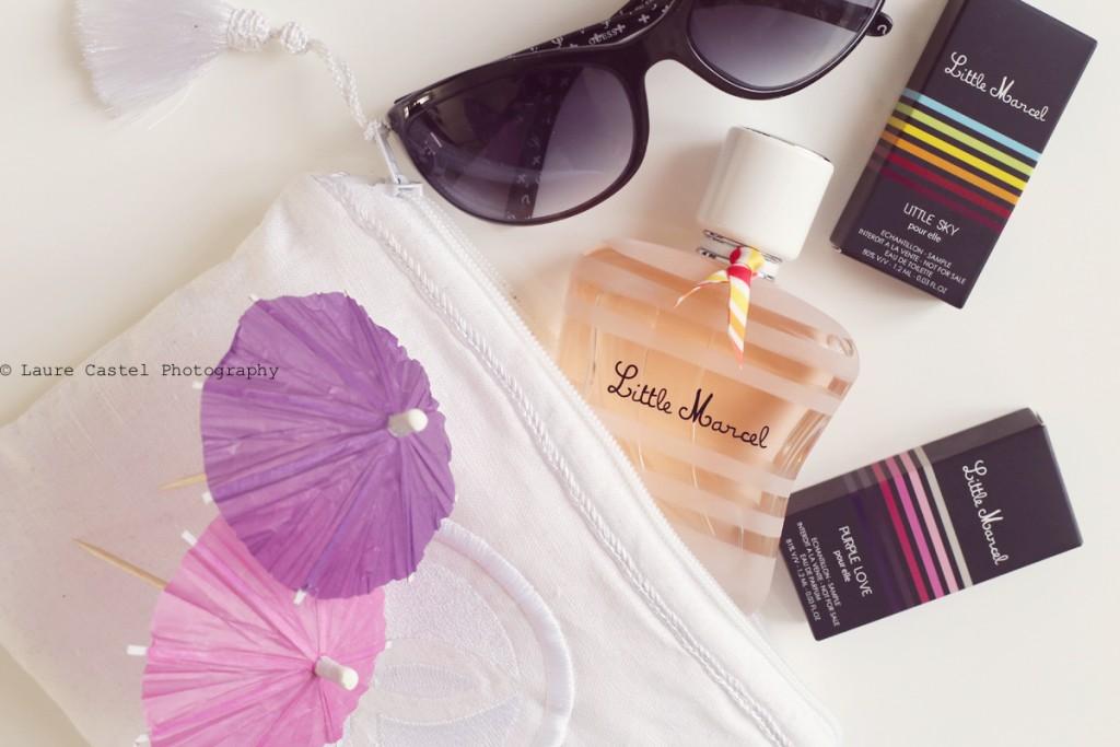 Little Marcel parfum Peace and Sun avis Les Petits Riens