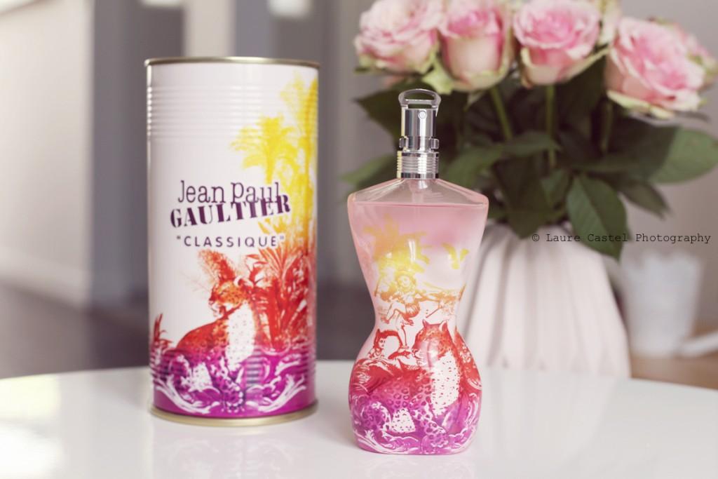Parfum Jean-Paul Gaultier Classique pour l'été 2015 avis Les Petits Riens