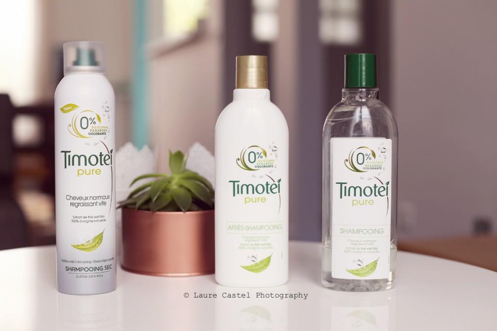 Timotei Pure Shampooing Après-shampooing Shampooing Sec Avis