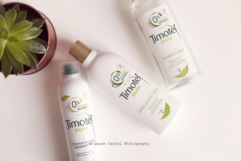 j 39 ai test la gamme de shampooing timotei pure les petits riens. Black Bedroom Furniture Sets. Home Design Ideas