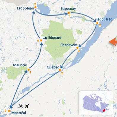 Circuit Québec