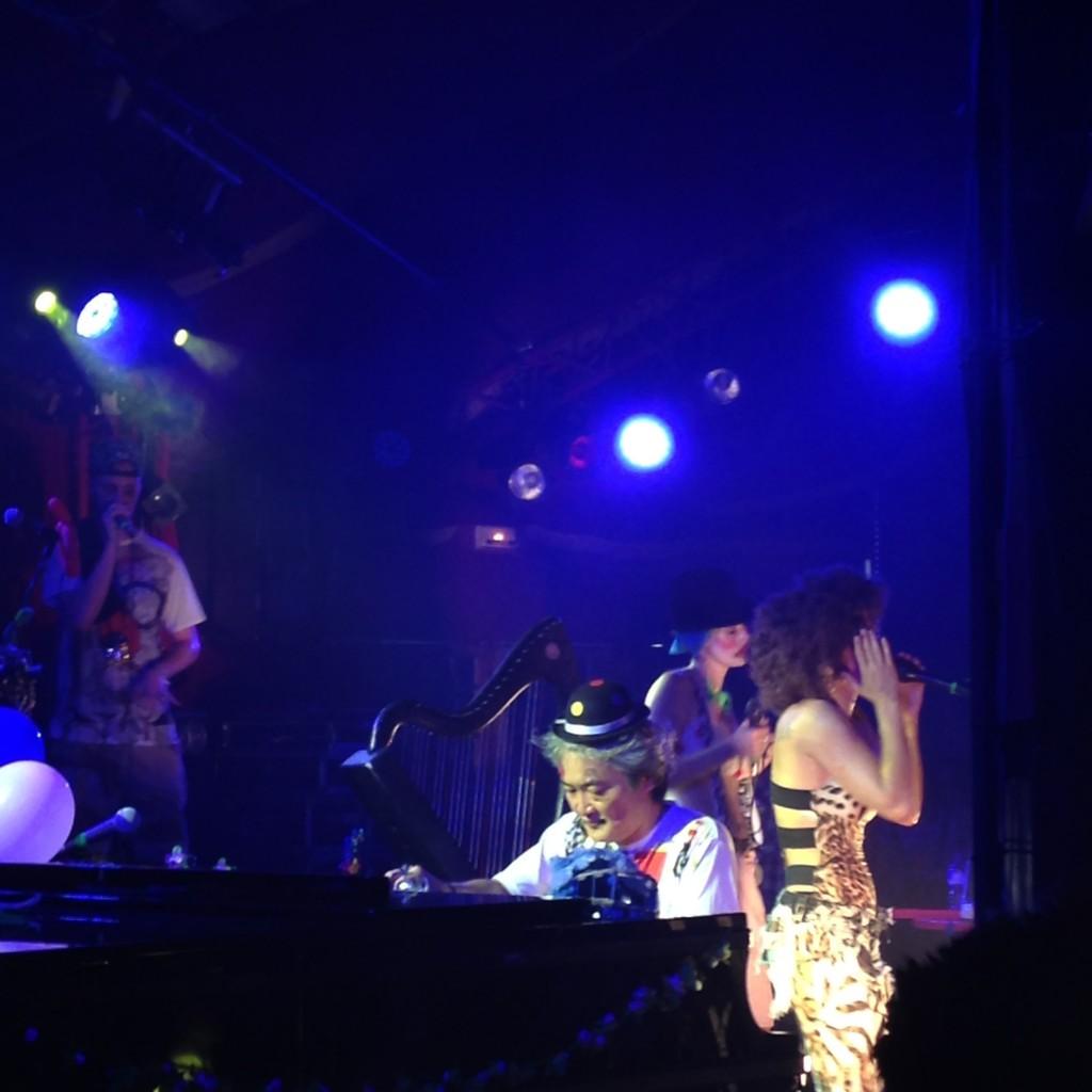 CocoRosie au Cabaret Sauvage
