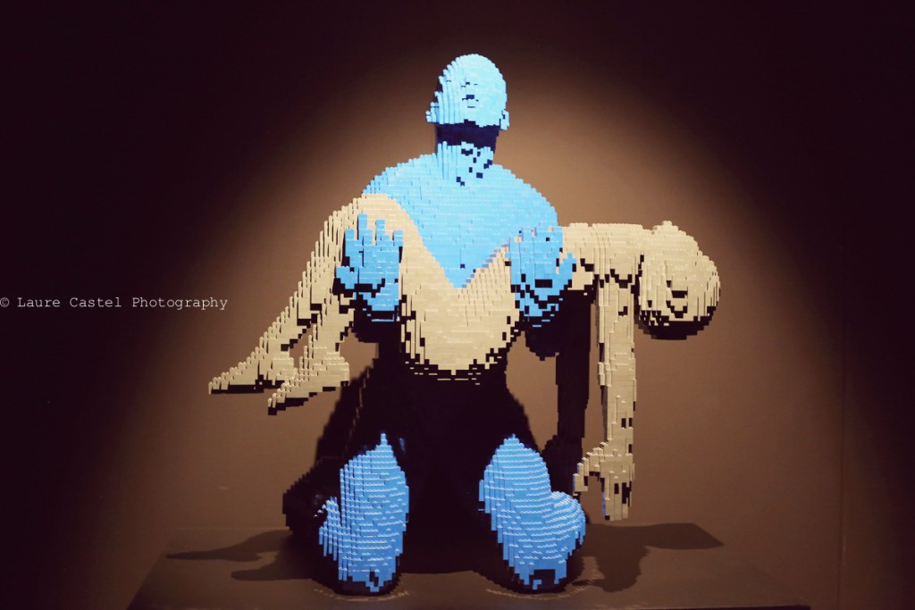 The Art of the Brick exposition Paris 2015 avis