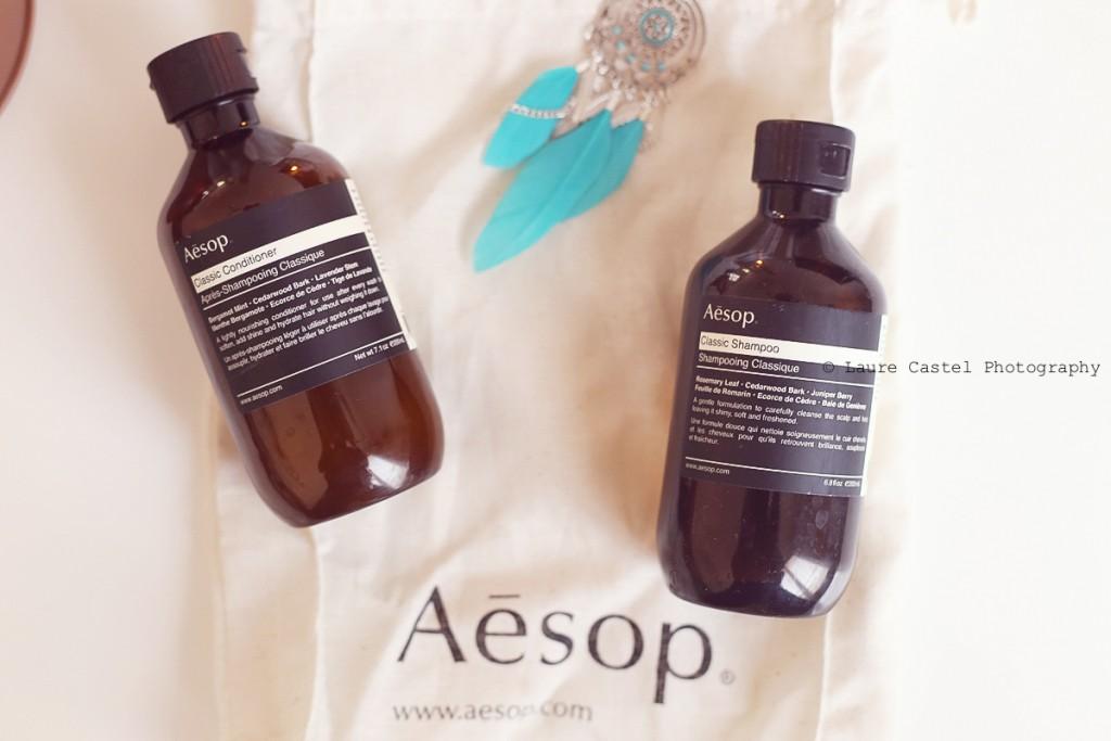 Aesop shampooing avis Les Petits Riens