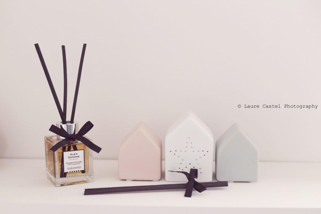 Alex Simone parfum d'intérieur luxe avis Les Petits Riens