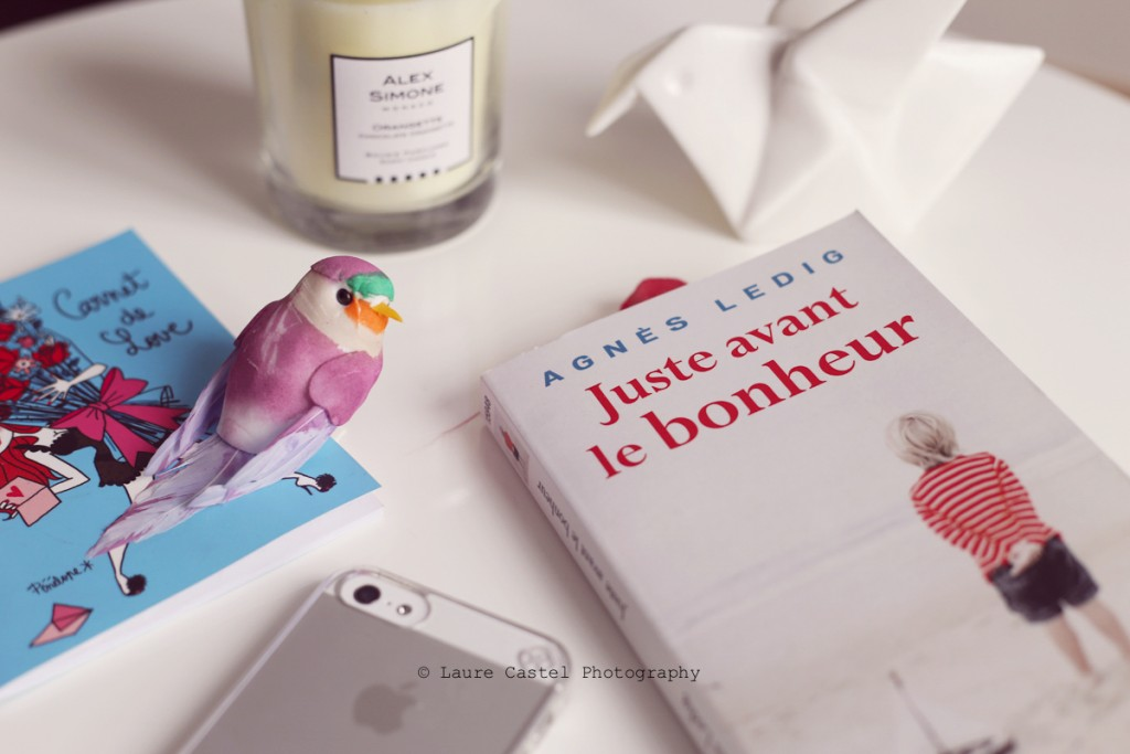 Juste Avant Le Bonheur avis Les Petits Riens lecture