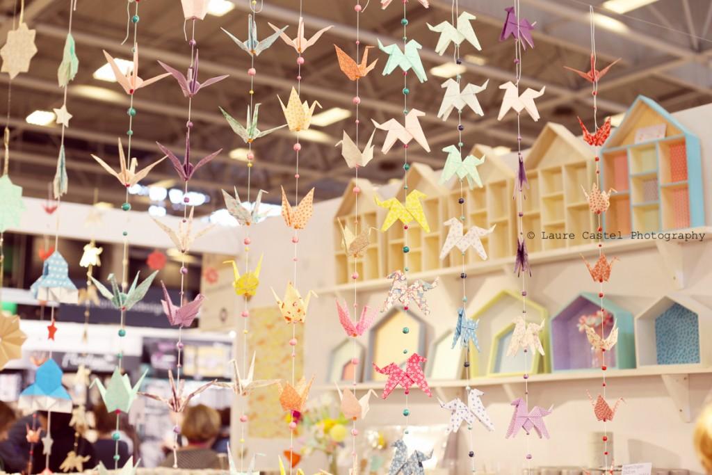 Salon Créations & Savoir-faire 2015 loisirs créatifs DIY Les Petits Riens