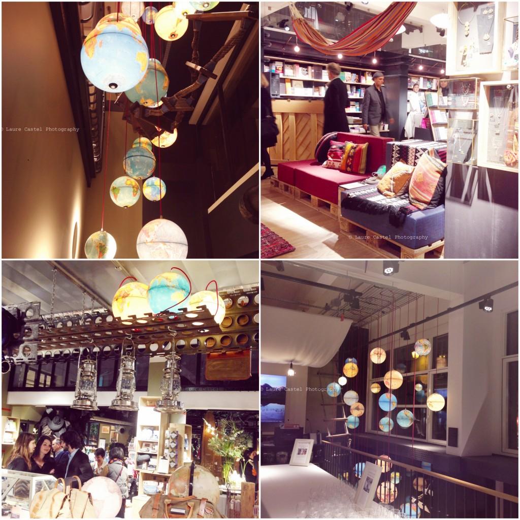 Nature & Découvertes concept store Paris Marais