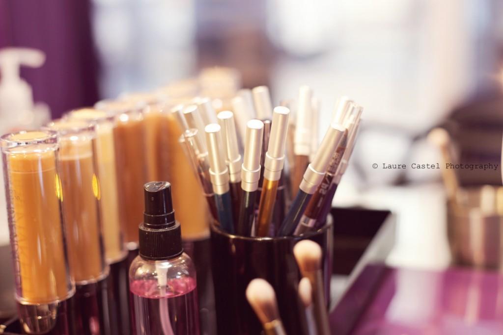 Maquillage smoky intense Urban Decay