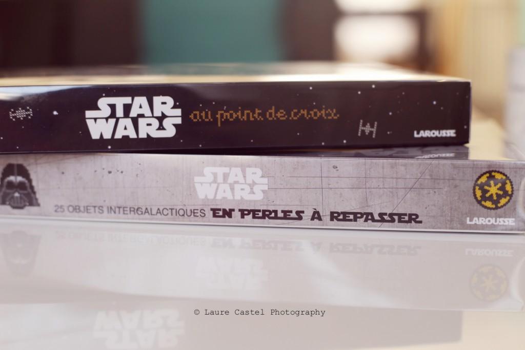 Star Wars Perles à repasser Point de croix DIY Les Petits Riens