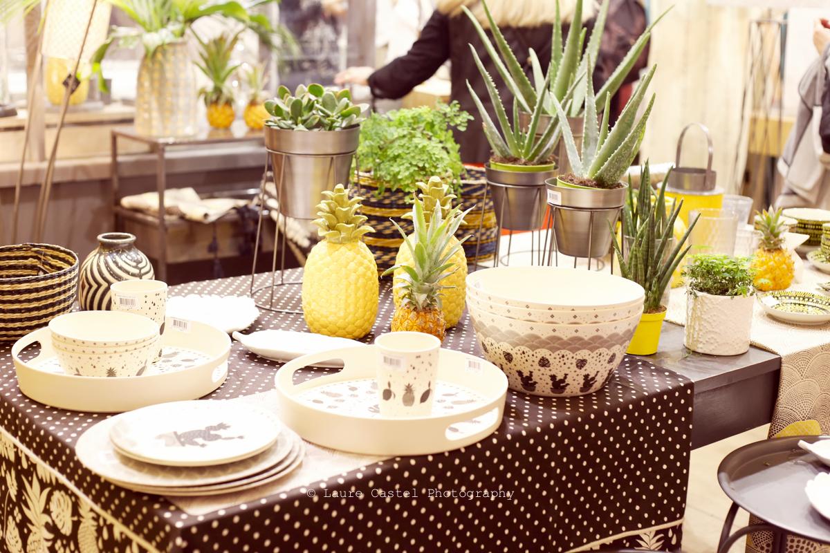 mo2016 de la couleur du noir blanc des ananas et des coquelicots les petits riens. Black Bedroom Furniture Sets. Home Design Ideas