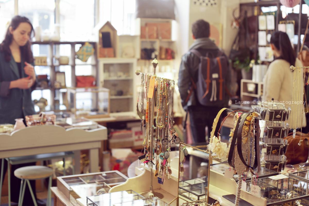 Boutique Les fleurs Paris adresse décoration bloomingville