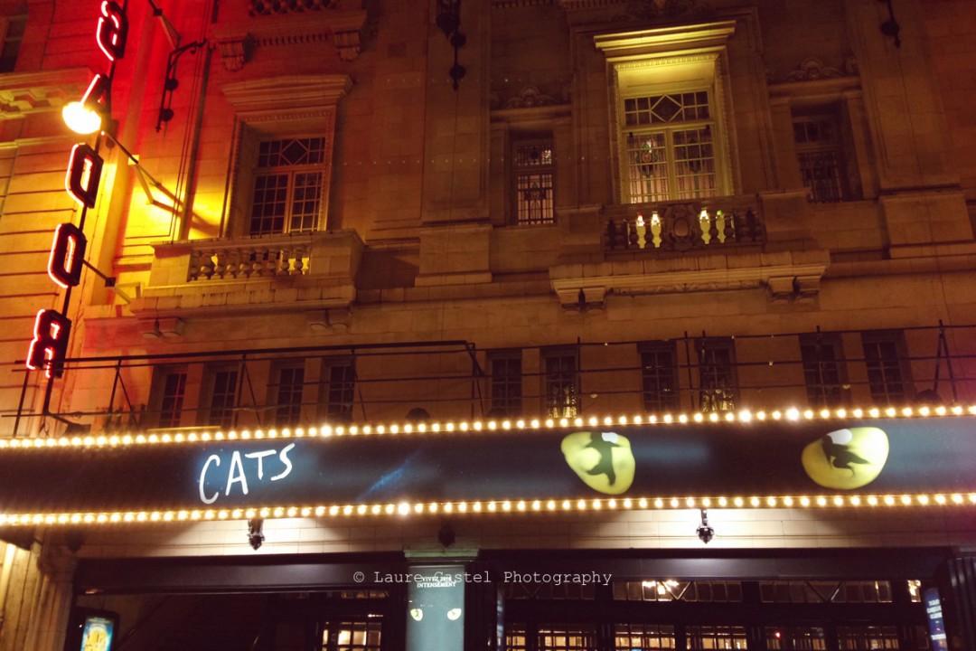 Cats comédie musicale théâtre Mogador Paris avis