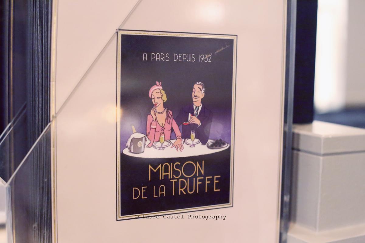 la Maison de la Truffe Paris adresse
