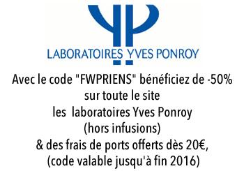Laboratoires Yves Ponroy PEPTI âge avis