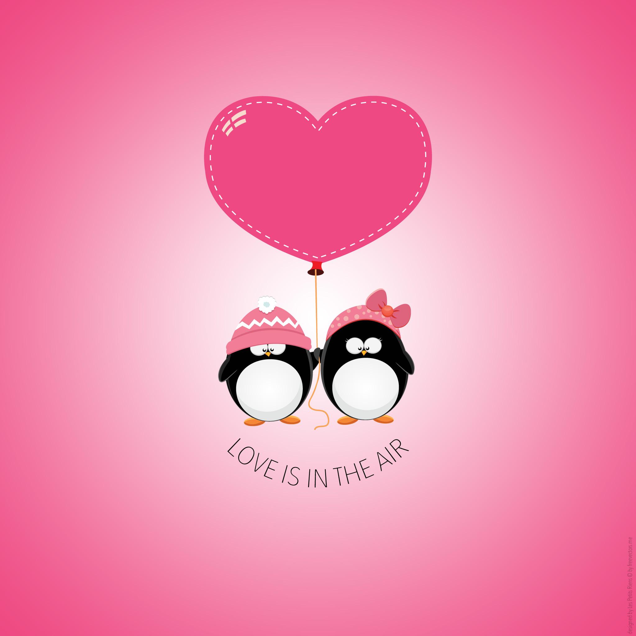 Fond D écran Love Is In The Air Les Petits Riens