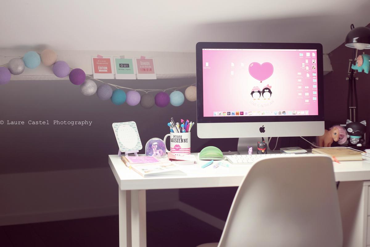 mes conseils pour bien travailler chez soi les petits riens. Black Bedroom Furniture Sets. Home Design Ideas