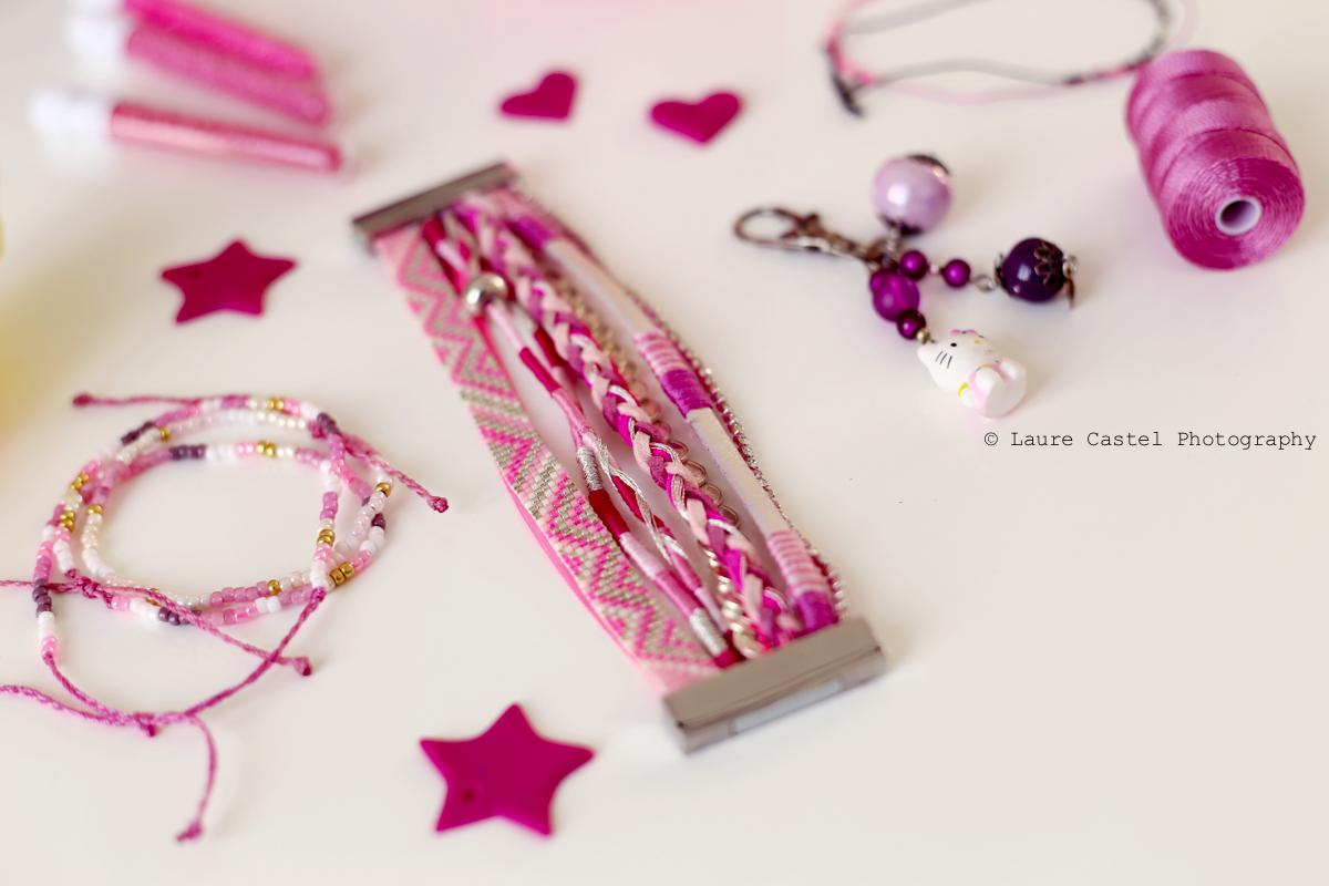Boutique Dawanda Les Petits Riens bracelets cartes de voeux