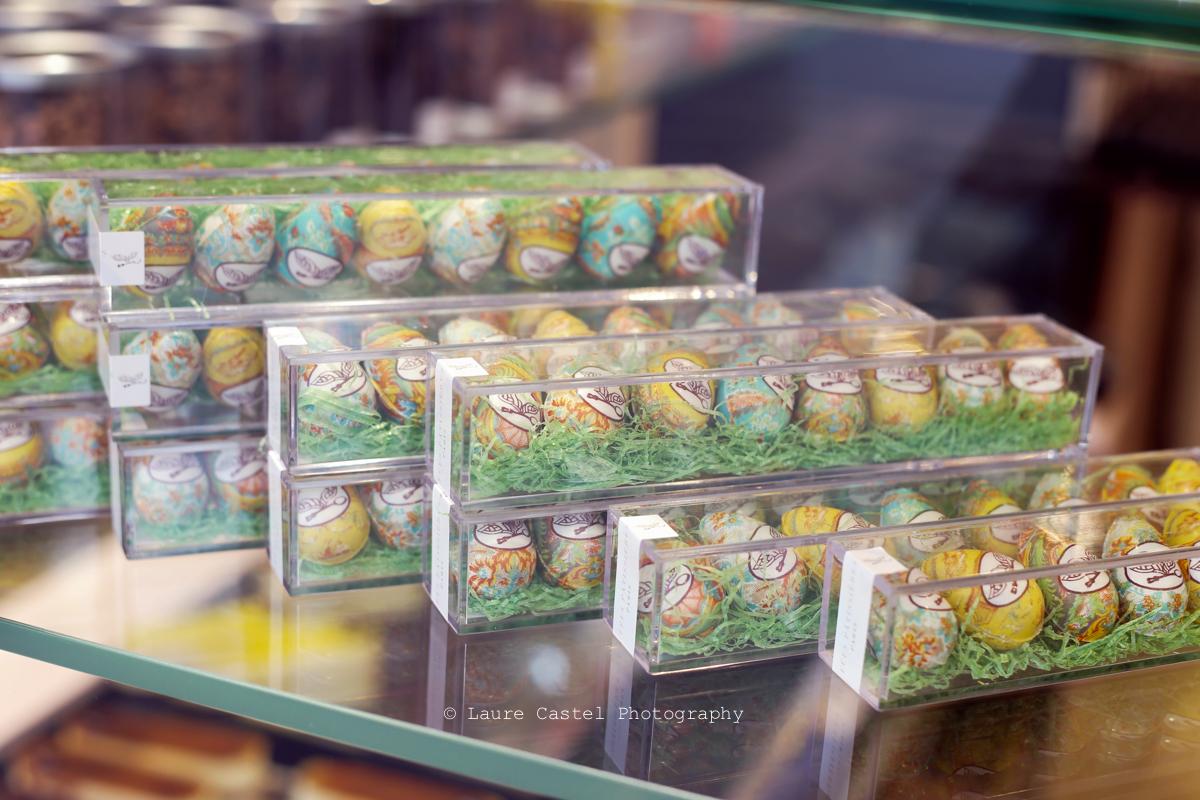 Les fées pâtissières Pâques chocolat