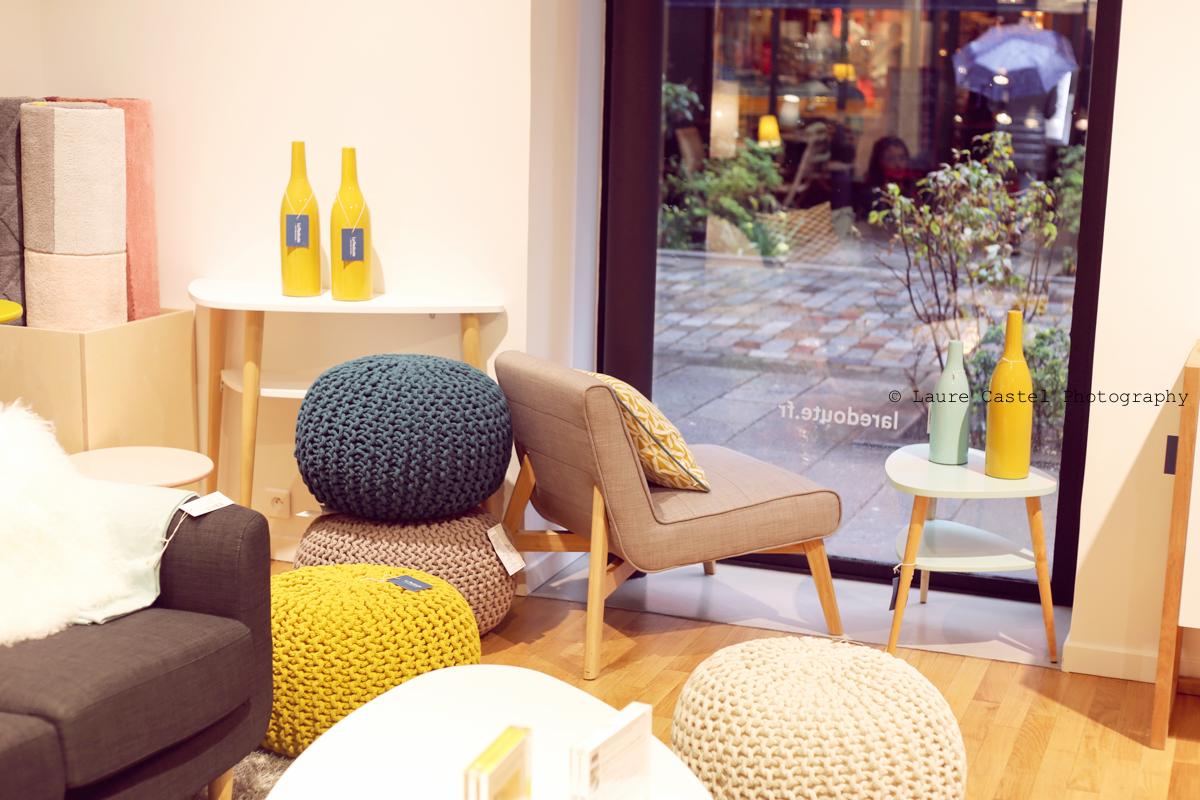 La Redoute Interieurs boutique Paris Marais