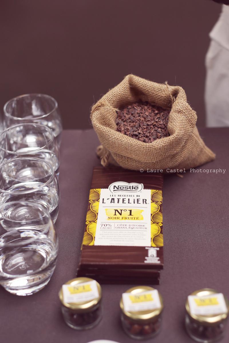 Les recettes de l'atelier Nestle chocolat