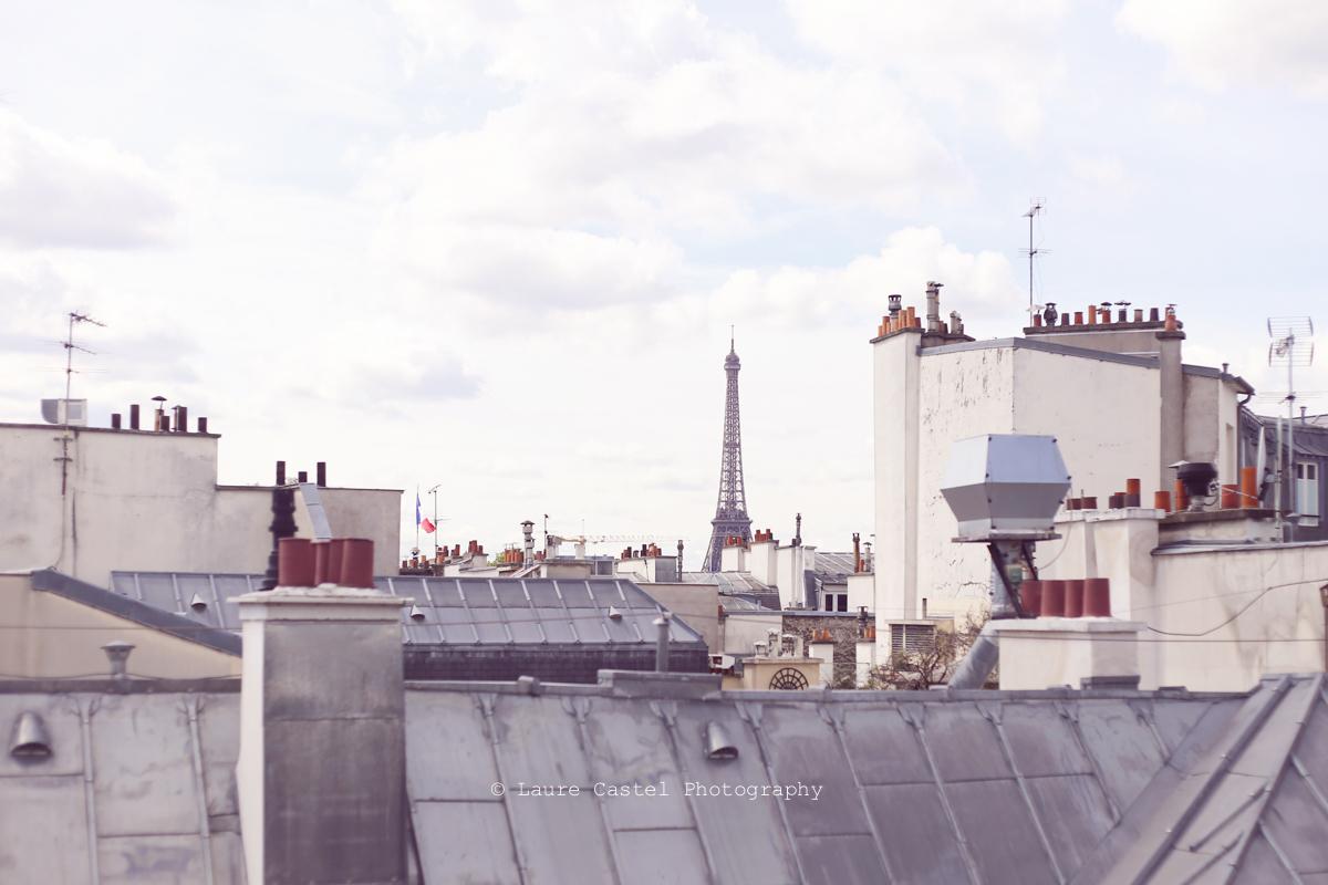 MyRoomIn réservation de chambres d'hotels vue Paris