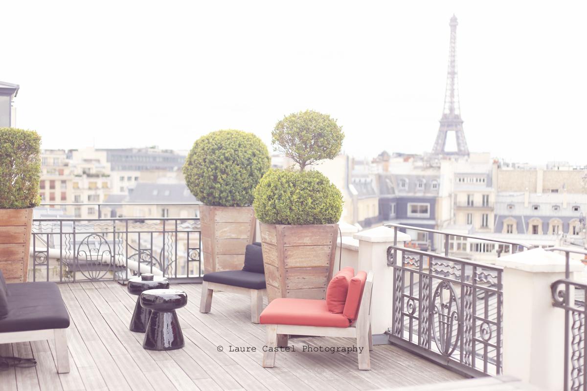 MyRoomIn réservation de chambres d'hotels vue Paris la tour Eiffel
