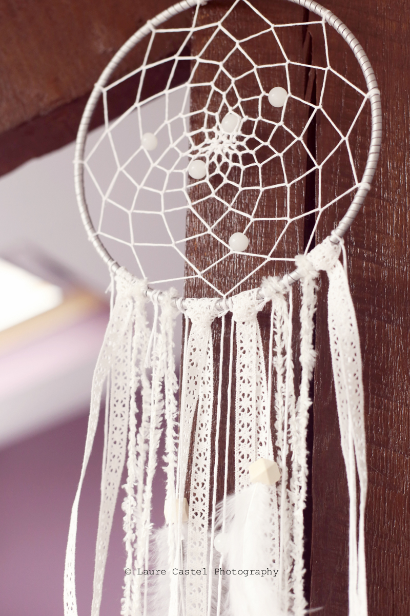 diy r aliser un dreamcatcher les petits riens. Black Bedroom Furniture Sets. Home Design Ideas